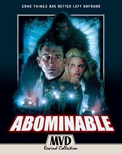 Abominable/McCoy/Combs@Blu-Ray/DVD@R