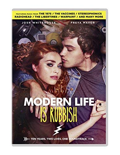 Modern Life Is Rubbish Mavor Whitehouse DVD Nr