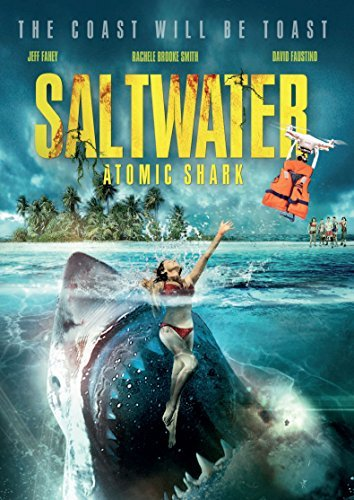 Saltwater Atomic Shark Fahey Faustino DVD Nr