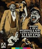 Two Thousand Maniacs! Kerwin Mason Allen Blu Ray Nr
