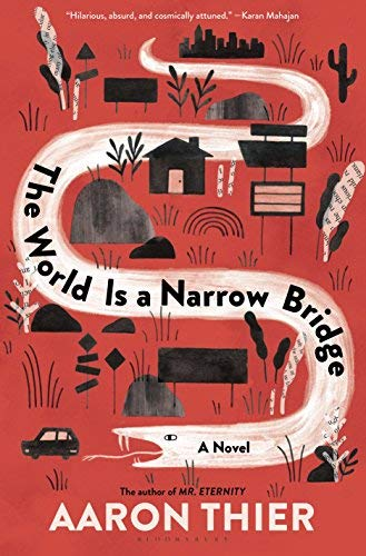 Aaron Thier The World Is A Narrow Bridge