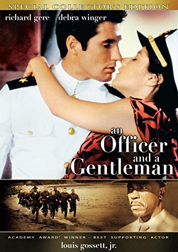 An Officer And A Gentleman Gere Winger Keith DVD R