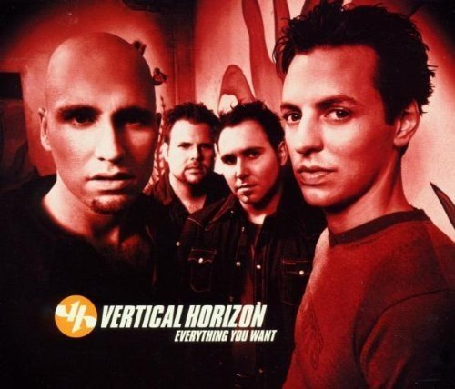 Vertical Horizon Everything You Want (clear Vinyl) Transparent 180g Vinyl Ltd To 750