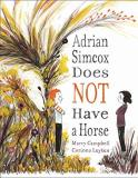 Marcy Campbell Adrian Simcox Does Not Have A Horse