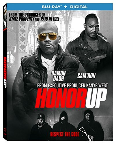 Honor Up Dash Cam'ron Blu Ray R