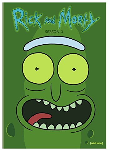 Rick & Morty Season 3 DVD