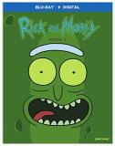 Rick & Morty Season 3 Blu Ray