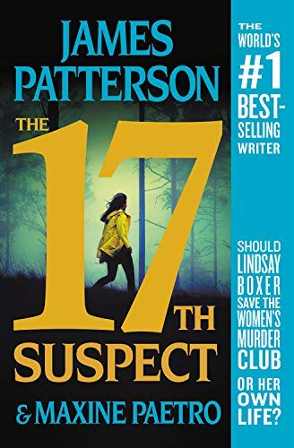 patterson-james-paetro-maxine-the-17th-suspect-reprint