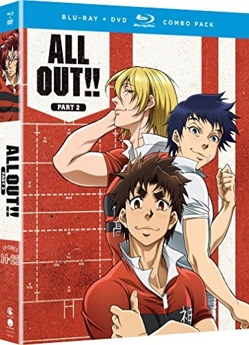 All Out Part 2 Blu Ray DVD