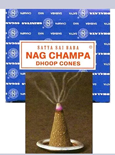 Incense Nag Champa Dhoop Cones