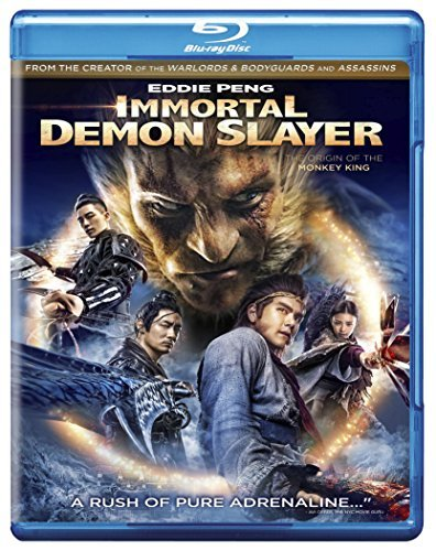 Immortal Demon Slayer Immortal Demon Slayer Blu Ray Nr
