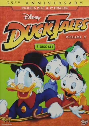 Ducktales Volume 2 DVD
