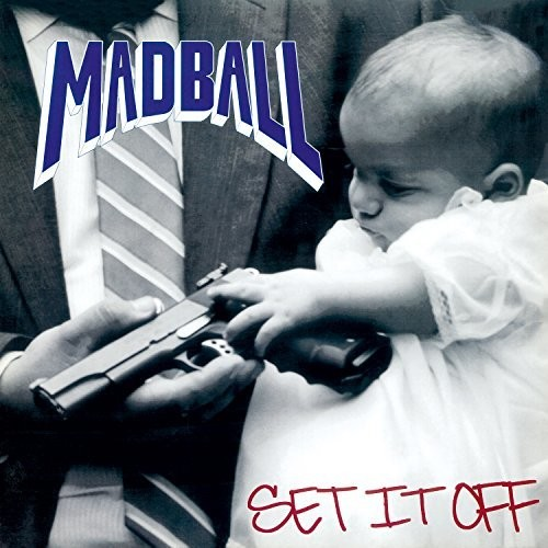 Madball Set It Off Red 180g Vinyl Numbered To 1500
