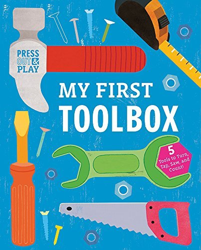 Jessie Ford My First Toolbox Press Out & Play