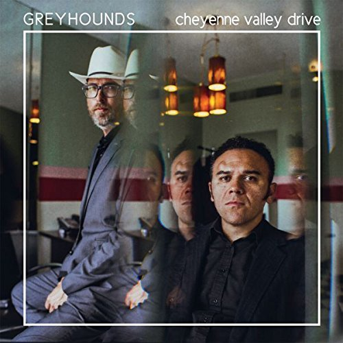 Greyhounds Cheyenne Valley Drive Color Vinyl