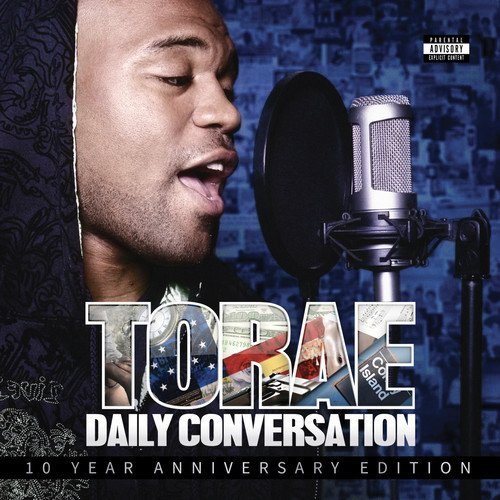 Torae Daily Conversation 10th Anniversary Edition 2xlp .