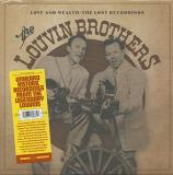 Louvin Brothers Love & Wealth The Lost Recordings