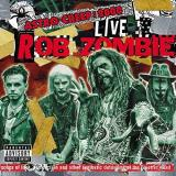 Rob Zombie Astro Creep 2000 Live Songs Of Love Destruction & Other Synthetic Lp