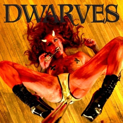Dwarves Lucifer's Crank 12'' Ep Multi Etched Clear Colored Vinyl