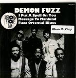 Demon Fuzz I Put A Spell On You Silver Vinyl Numbered Limited To 2000
