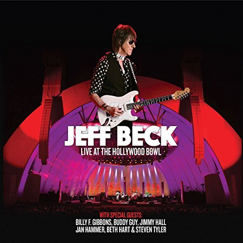 Jeff Beck Live At The Hollywood Bowl 2cd
