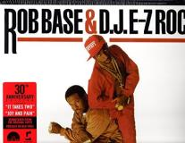 Rob Base & Dj E Z Rock It Takes Two (30th Anniversary) Opaque Red Vinyl