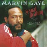 Marvin Gaye Sexual Healing The Remixes 150g Vinyl Red Smoke Vinyl Includes Download Insert