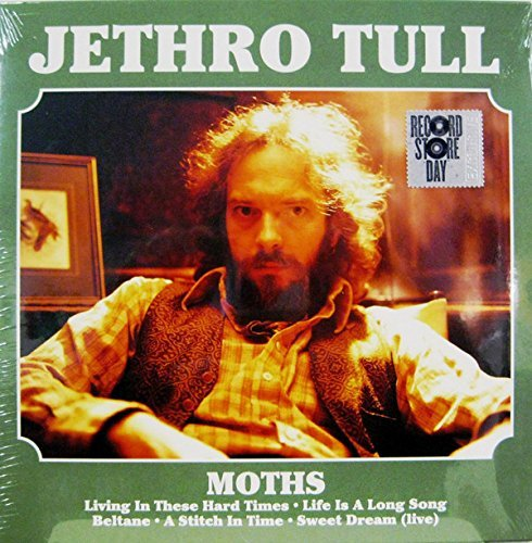Jethro Tull Moths Rsd 2018 Exclusive