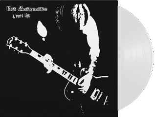 Tim Armstrong A Poet's Life White Vinyl Rsd 2018 Exclusive