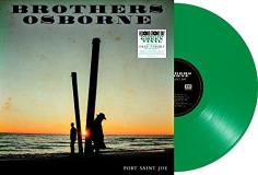 Brothers Osborne Port Saint Joe Translucent Green Vinyl