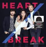 Lady Antebellum Heart Break Red Vinyl