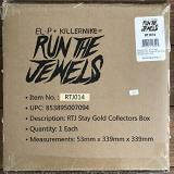 Run The Jewels Stay Gold Collectors
