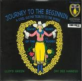 Lloyd Green & Jay Dee Maness Journey To The Beginning Tribute To The Byrds Lp