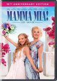 Mamma Mia! The Movie Streep Brosnan Firth Seyfried DVD Pg13 10th Anniversary Edition