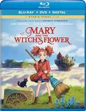 Mary & The Witch's Flower Mary & The Witch's Flower Blu Ray DVD Dc Pg