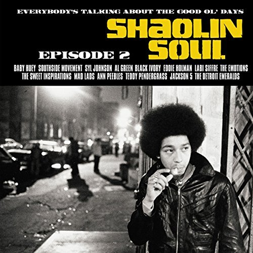 Shaolin Soul Episode 2 2lp CD