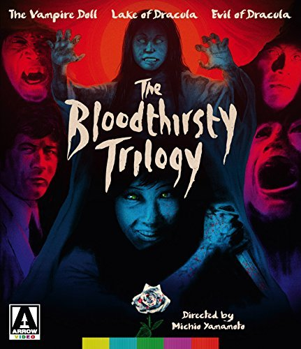 Bloodthirsty Trilogy Bloodthirsty Trilogy Blu Ray Nr