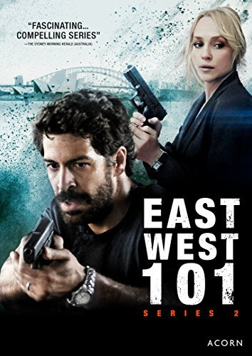 East West 101 Series 2 DVD