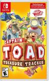 Nintendo Switch Captain Toad Treasure Tracker