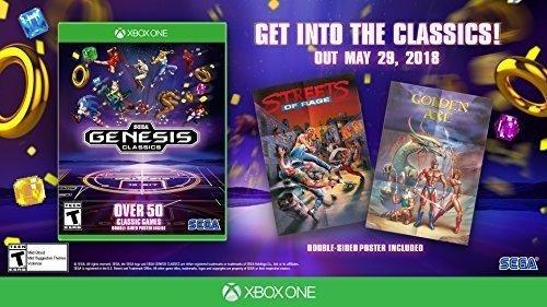 Xbox One/Sega Genesis Classics