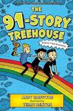 Andy Griffiths The 91 Story Treehouse Babysitting Blunders!