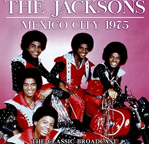 Jacksons Mexico City 1975