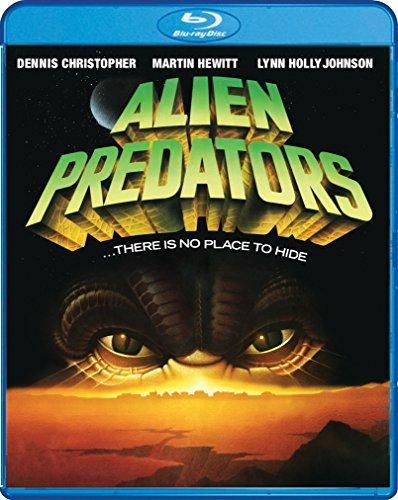 Alien Predators/Christopher/Hewitt/Sarafian@Blu-Ray@R
