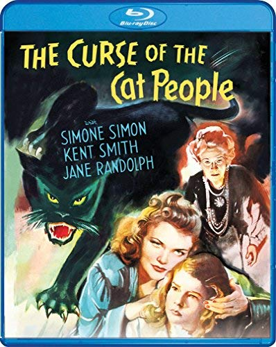 The Curse Of The Cat People Smith Simon Blu Ray Nr