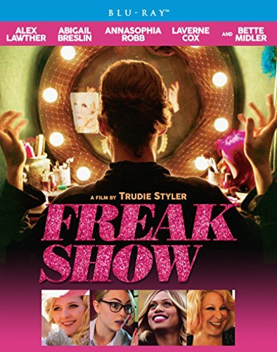 Freak Show Lawther Breslin Robb Cox Midler Blu Ray Nr