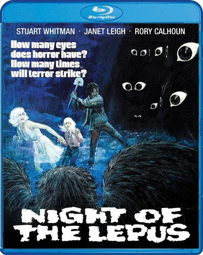Night Of The Lepus Whitman Leigh Blu Ray Pg