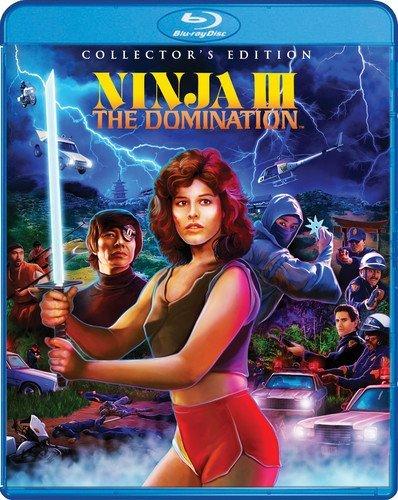 Ninja III: The Domination/Dickey/Kosugi@Blu-Ray@R