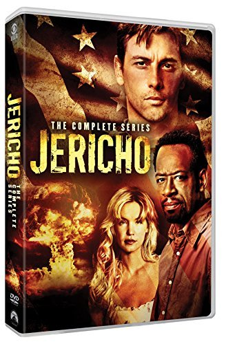 Jericho Complete Series DVD