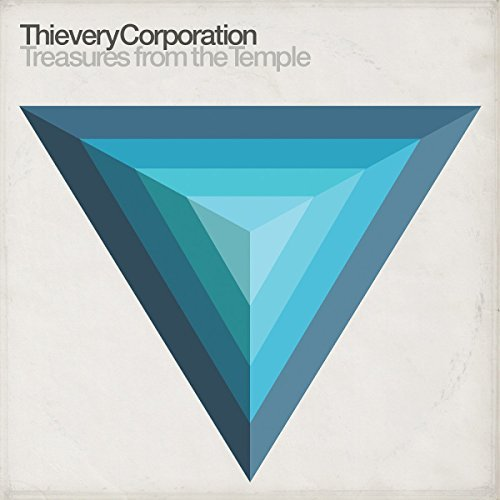 Thievery Corporation Treasures From The Temple