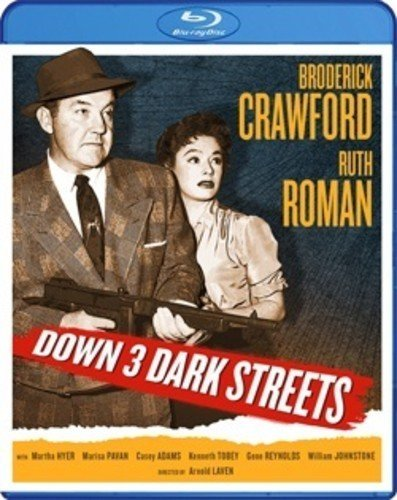 Down Three Dark Streets Crawford Roman Blu Ray